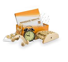 coffret de massage Minute