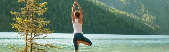 Retiro de yoga en India