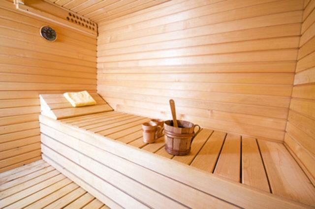 La sauna de infrarrojos
