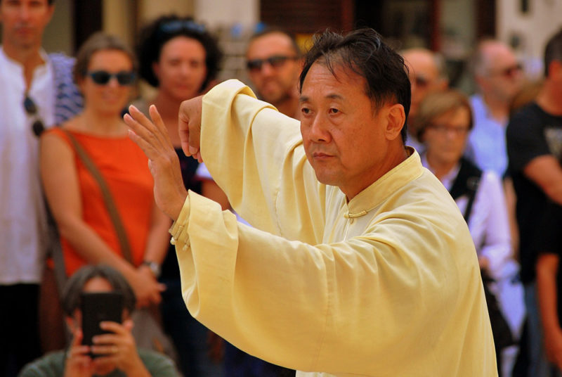 beneficios de tai chi